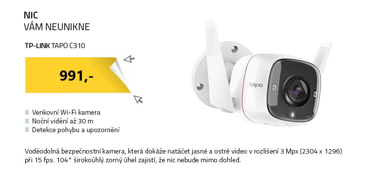 TP-Link Tapo C310 bílá