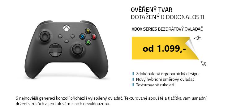 Xbox Series Bezdrátové ovladače