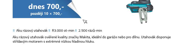 Makita DTS131ZJ