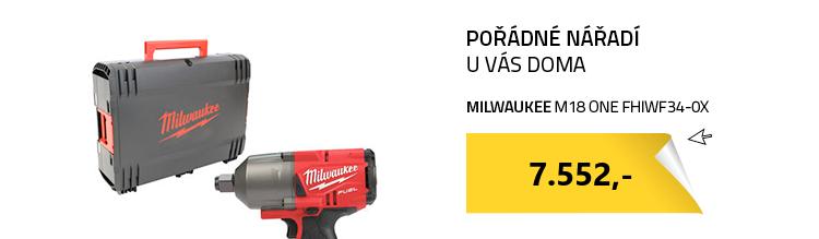 Milwaukee M18 ONE FHIWF34-0X